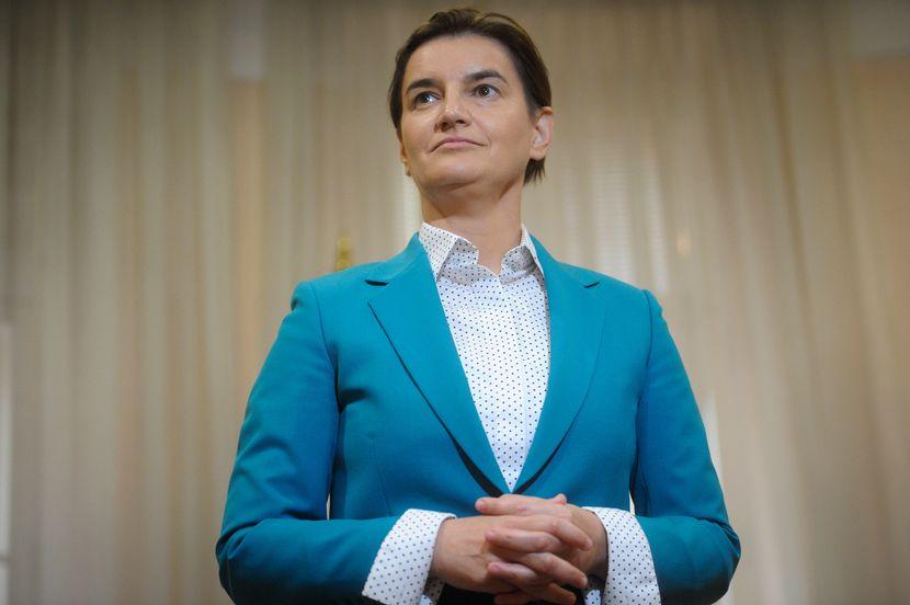 Brnabić na sastanku premijera V4 i Zapadnog Balkana