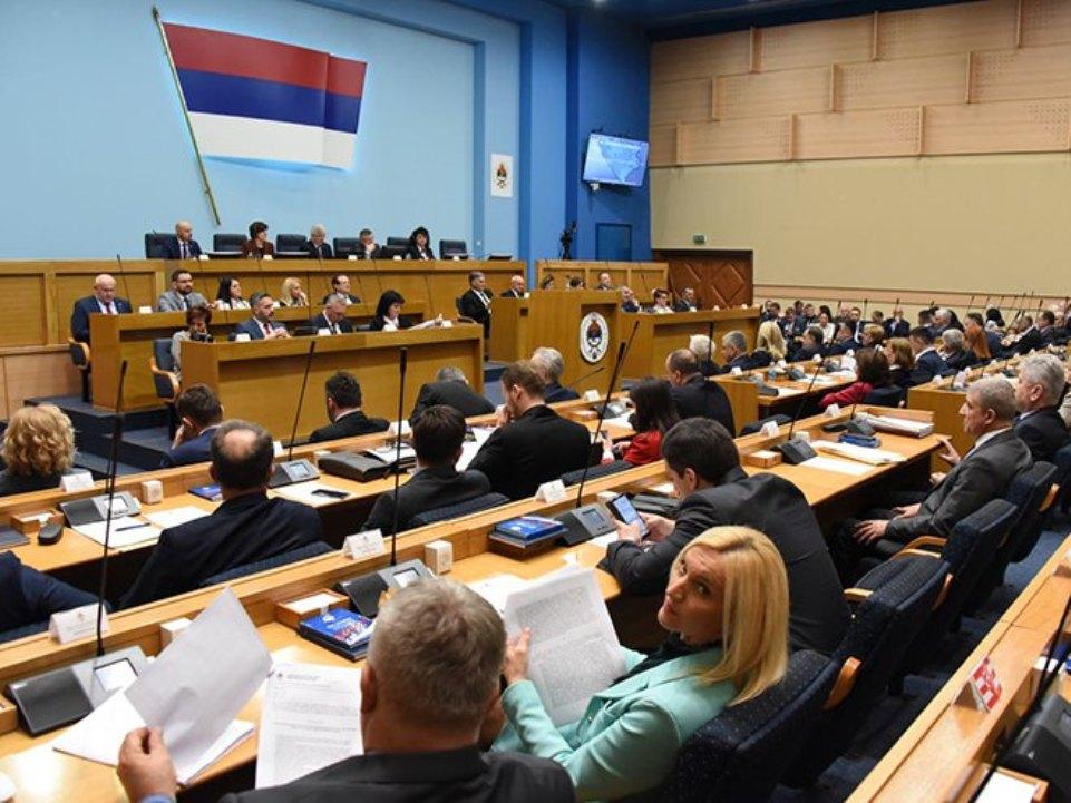 Republika Srpska usvojila odluku: Odgovor Sarajevu i Zapadu u osam tačaka