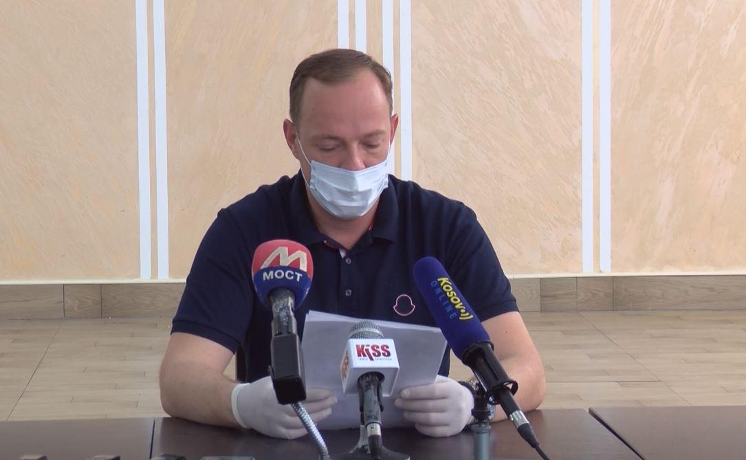 Dve osobe preminule, još 46 zaražnih u srpskim sredinama na KiM