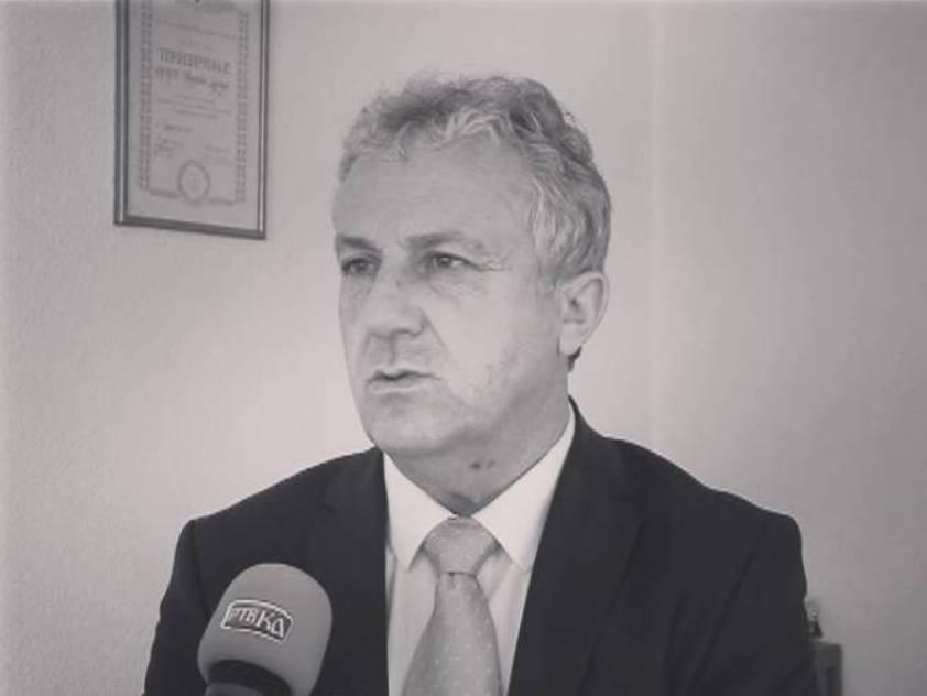 Preminuo generalni sekretar Crvenog krsta Republike Srpske od Kovida 19