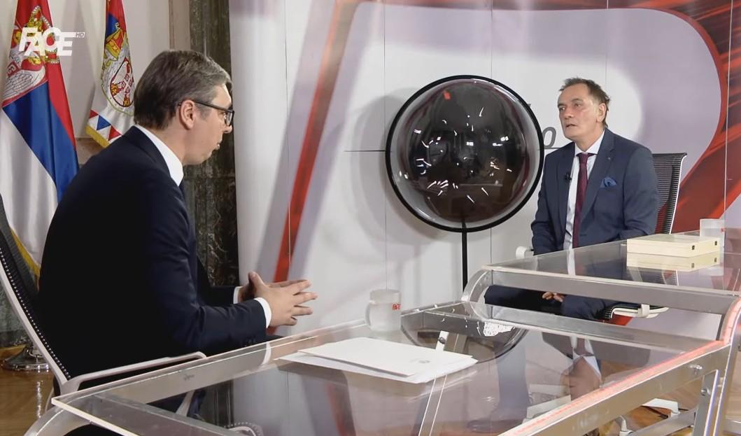 Vučić: Srbi i Bošnjaci će živeti u miru zajedno