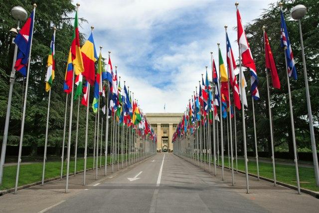 Rusija blokirala saopštenje Saveta bezbednosti UN o Siriji
