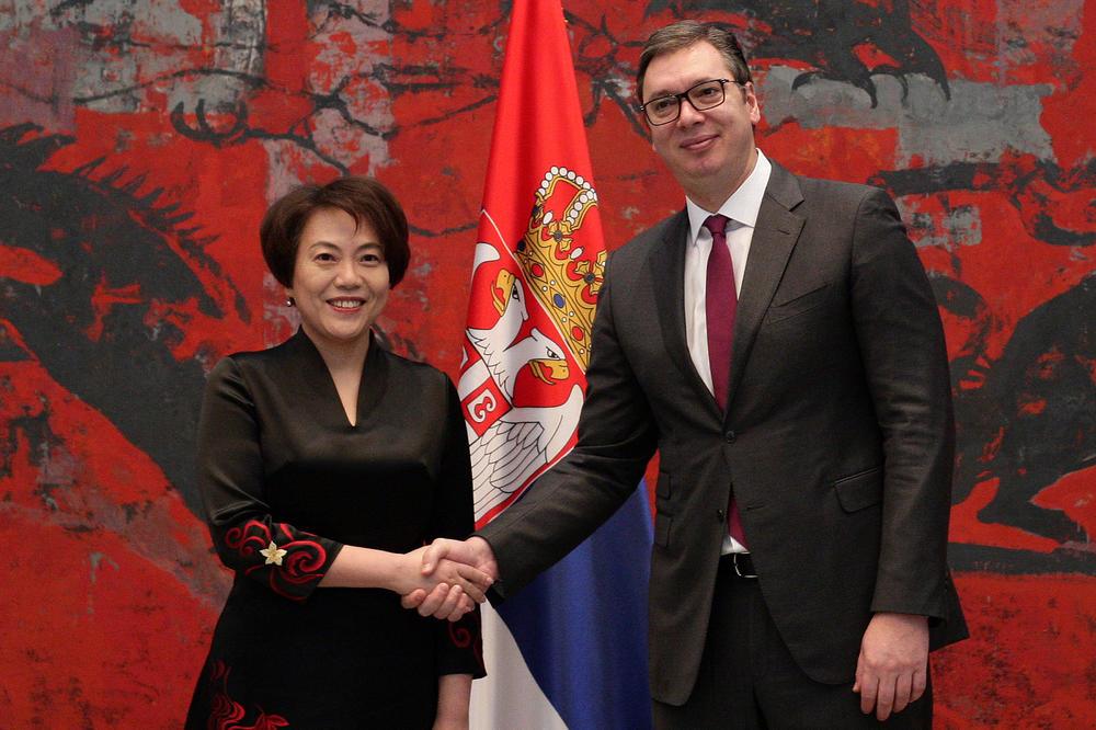 Poseta Vučića Kini dodatni impuls za saradnju