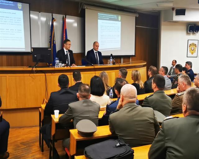 Stefanović: Veliki iskorak Saveta za nacionalnu bezbednost