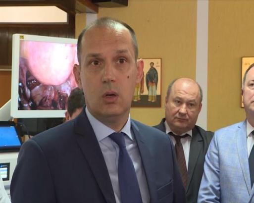 Lončar: Od sada u celoj Srbiji najsavremenija hirurgija