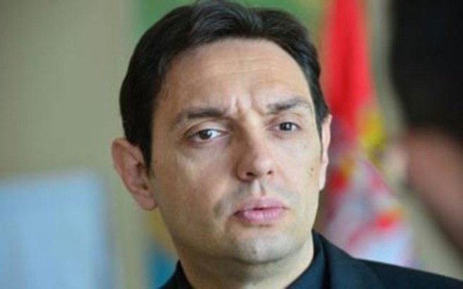 Vulin: Vučić pokazao kako se brani Srbija