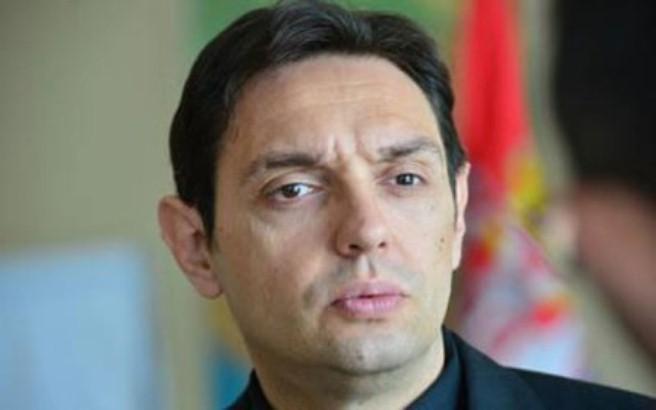 Vulin: Ne razumem Đukanovićev kukavičluk