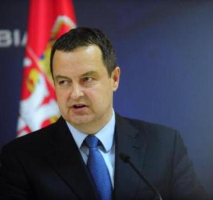 Dačić: Izvinite se Srbima za genocid, pa onda delite lekcije