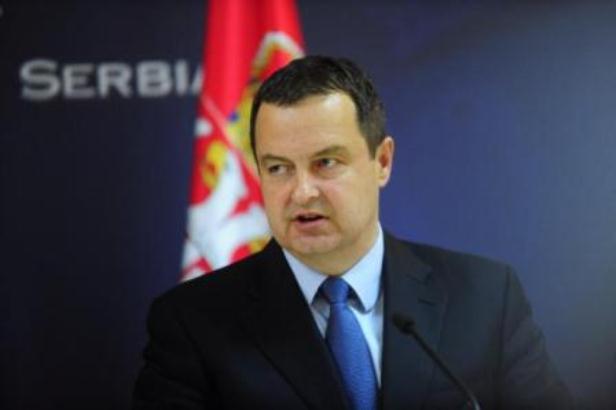 Dačić: Nema jedinstvenog apela sa zapada da se ukinu takse
