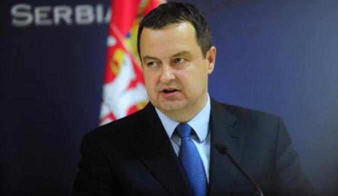 Dačić: Daleko smo od suštine Briselskog sporazuma