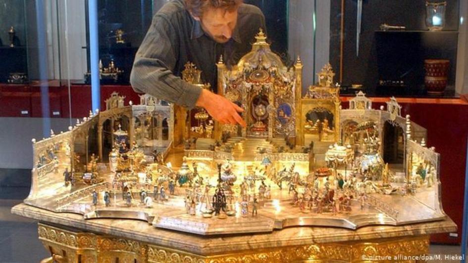 Opljačkan muzej u Drezdenu, ukradeno blago od milijardu dolara