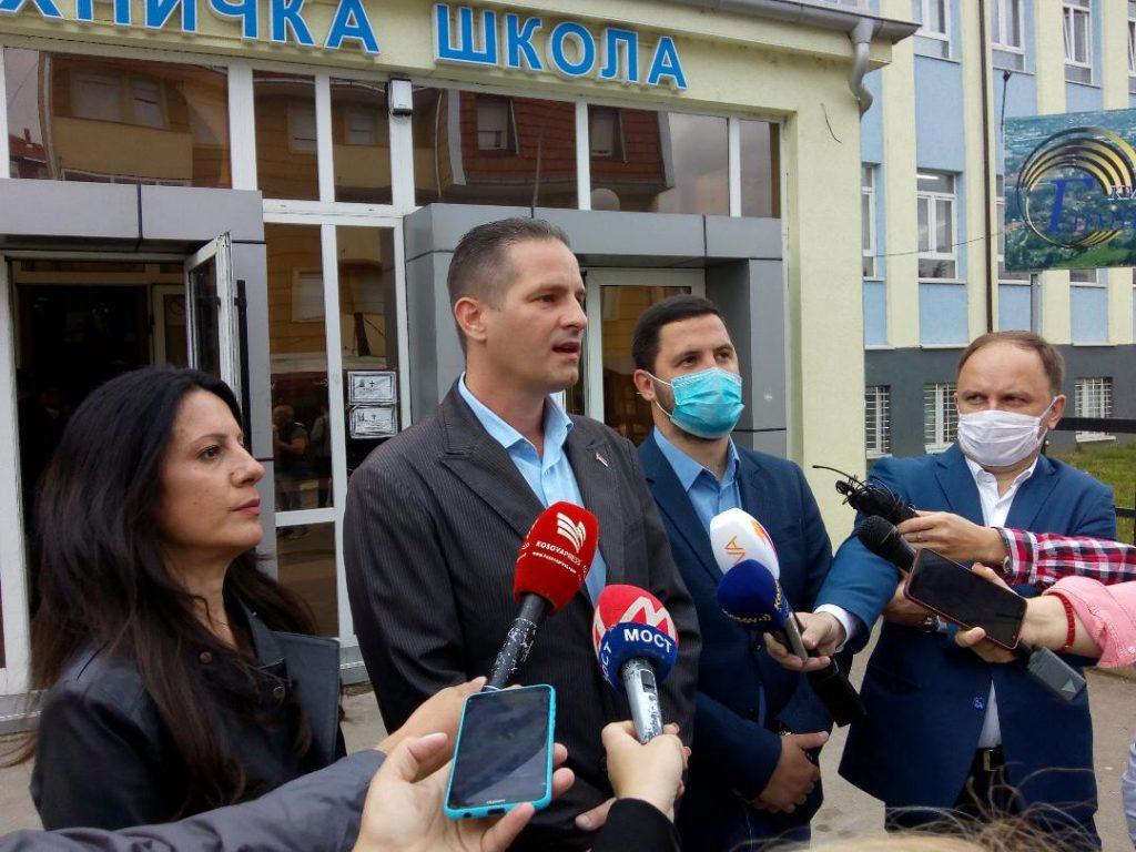 Poslanici sa KiM: U Briselu se ne razgovara samo o KiM, već o budućnosti cele Srbije