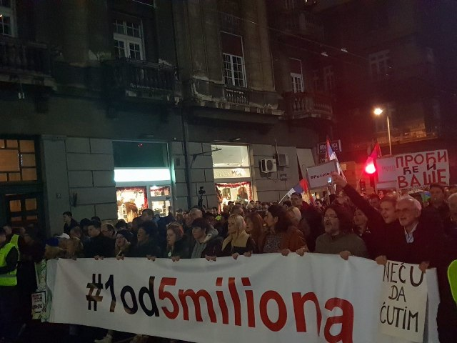 Tridesetpeti protest