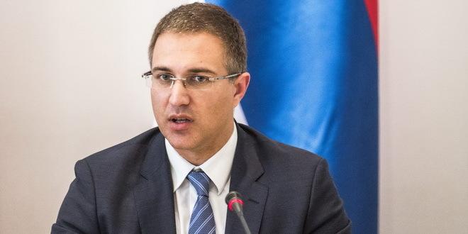 Stefanović: Od opozicije osim uvreda nismo ništa čuli