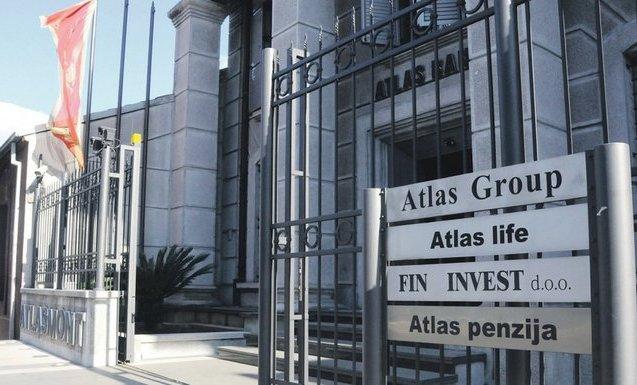 Prekinut postupak po tužbi Ðukanovića protiv Atlas banke