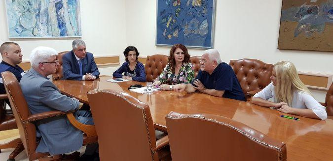 Ekonomski i Medicinski fakultet PU potpisali sporazum o saradnji sa Komesarijatom za izbeglice i migracije