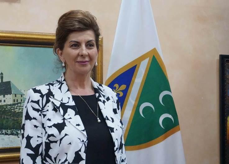 Jasmina Curić na čelu BNV-a umesto Esada Džudža