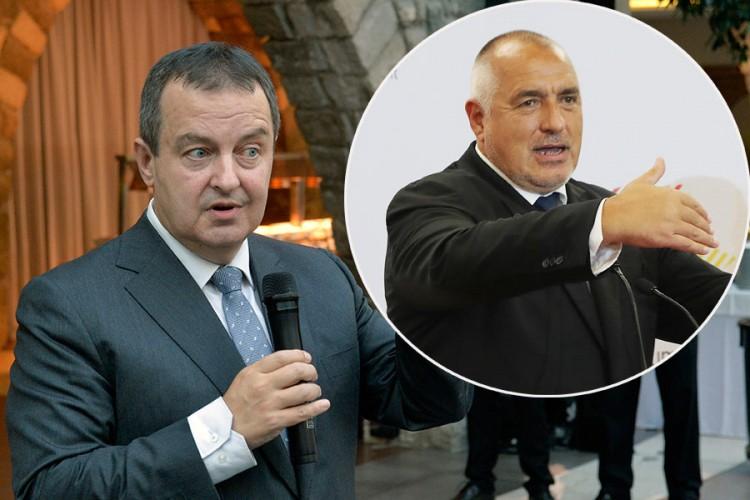 Dačić: Pogrešna interpretacija izjave Borisova, idemo dalje