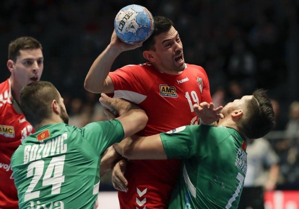 Srbija ispala sa Evropskog prvenstva – Crna Gora do prve pobede u istoriji