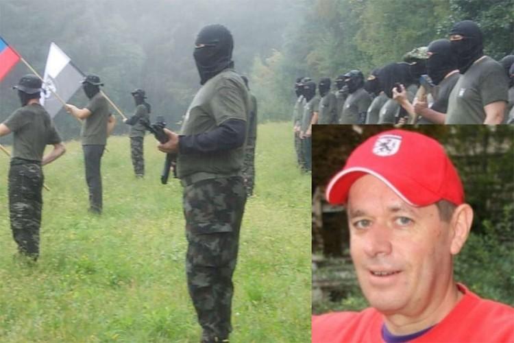 Uhapšen Andrej Šiško, vođa Štajerske garde