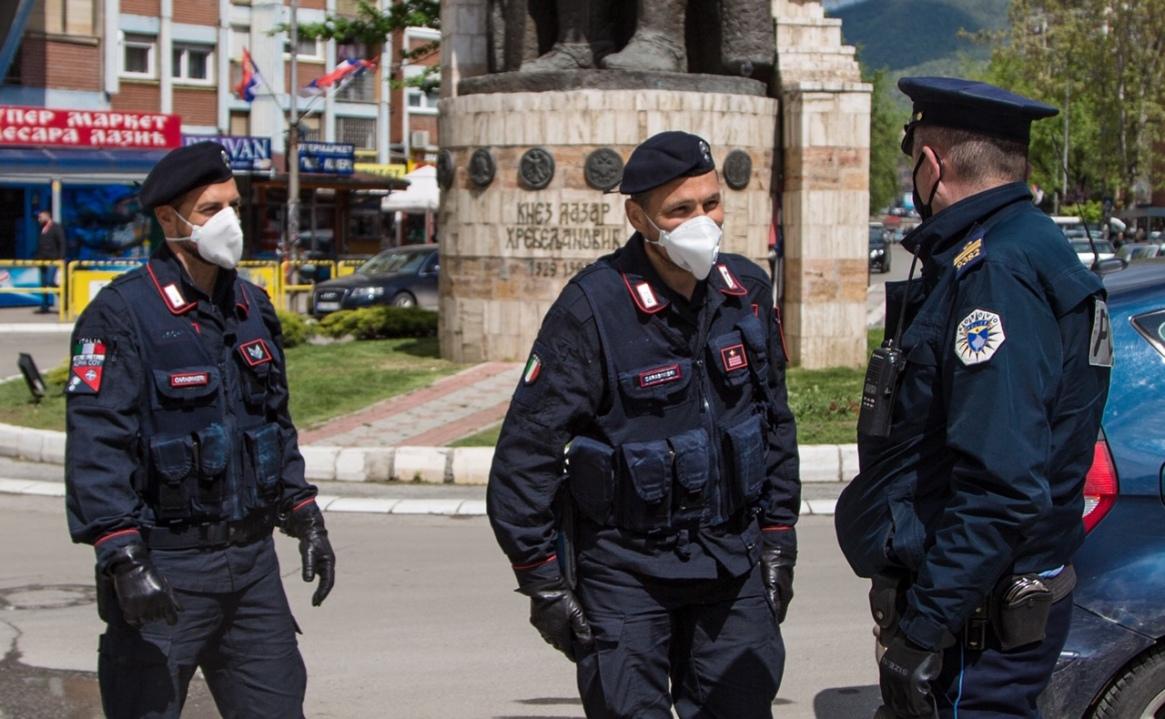 Prisustvo KFOR-a na severu Kosova je postojano
