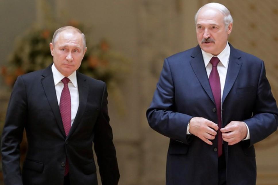 Putin i Lukašenko: Svi problemi u Belorusiji biće rešeni