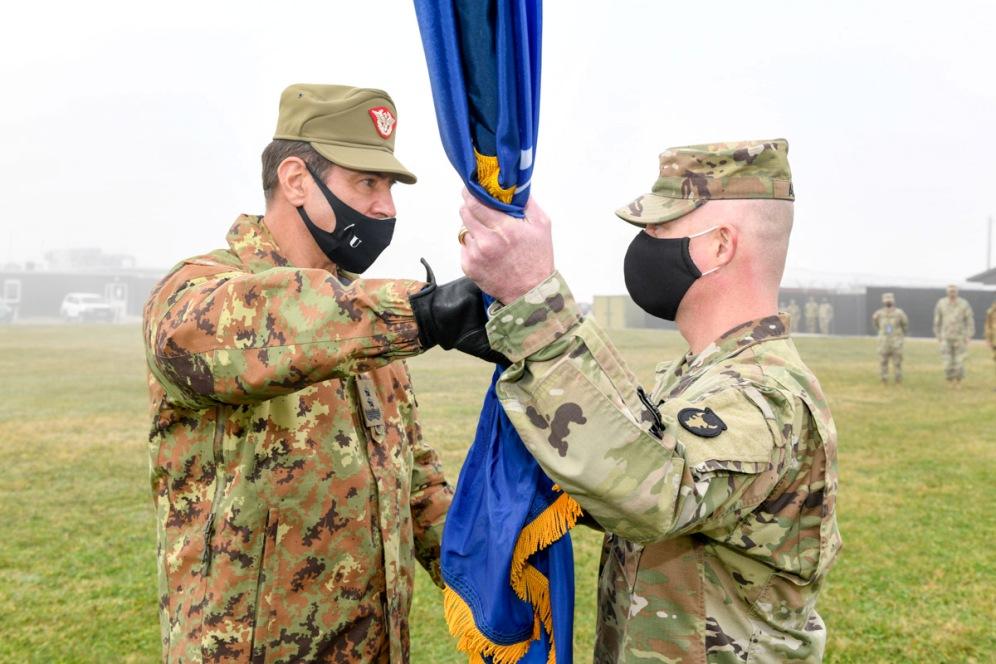 Regionalna komanda KFOR-a Istok, koju predvode SAD, ima novog komandanta