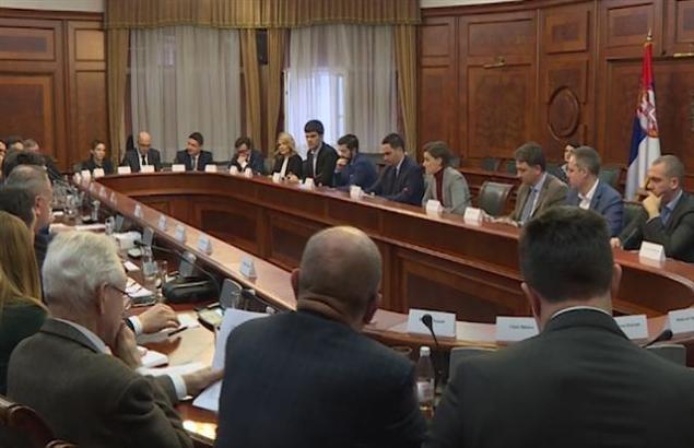 Brnabić: NALED pouzdan partner i u daljem sprovođenju reformi