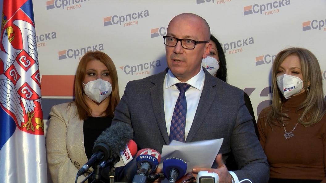 Rakić: Ubedljiva pobeda Srpske liste kojom srpski narod sa KiM čestita Dan državnosti