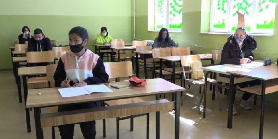 Osmaci polagali probni završni ispit