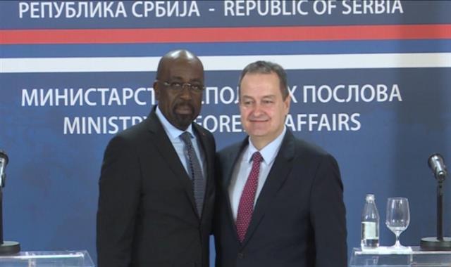 Dačić: Antigva i Barbude uvažiće rezultate dijaloga o KiM