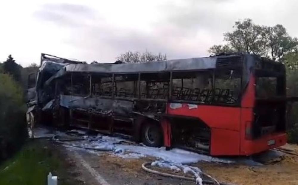 Milinković: Vozač Niš ekspresa tek mesec dana vozio autobus
