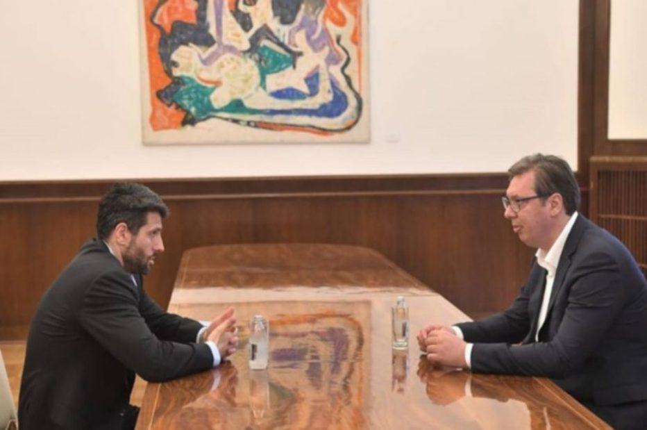 Vučić pozvao Šapića na ujedinjenje