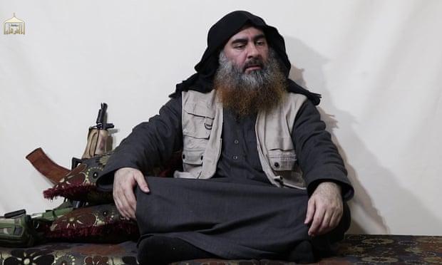 Bagdadi na snimku prvi put posle pet godina, najavljuje osvetu