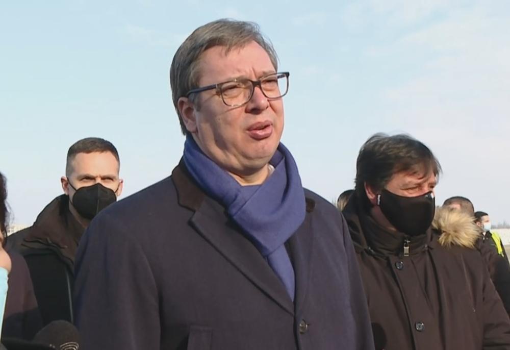 Vučić: Pitanje smrti svedoka za Evropljane i Amerikance