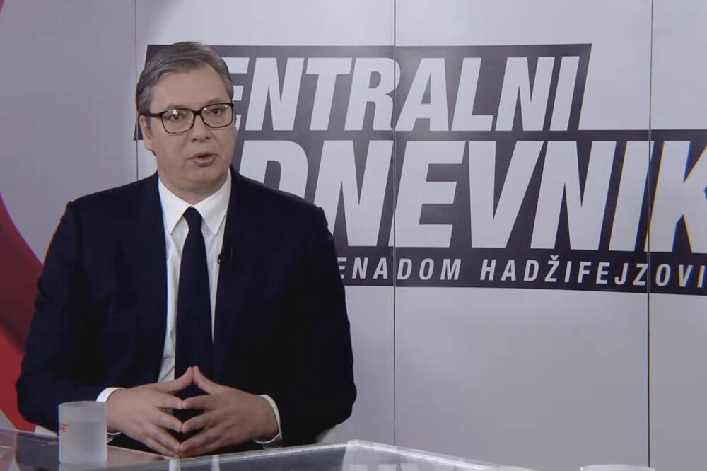 Vučić: Ne diramo integritet BiH, ne komadajte vi Srbiju