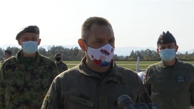 Vulin obišao pripadnike 98. vazduhoplovne brigade