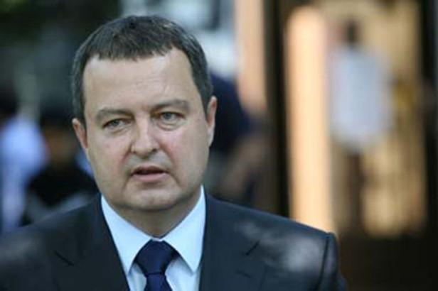 Dačić: Poslata ružna slika, EU i ambasade nisu reagovali