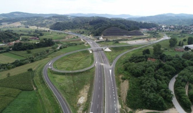 Deonica auto-puta od Obrenovca do Ljiga spremna za puštanje u saobraćaj