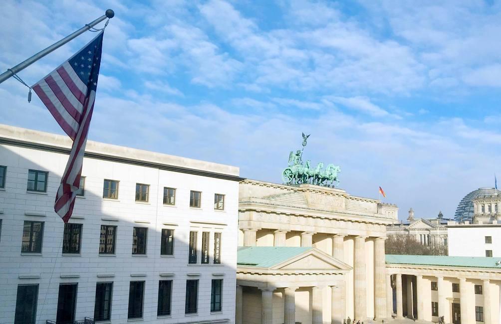 Haradinaj sa američkim ambasadorom u Berlinu