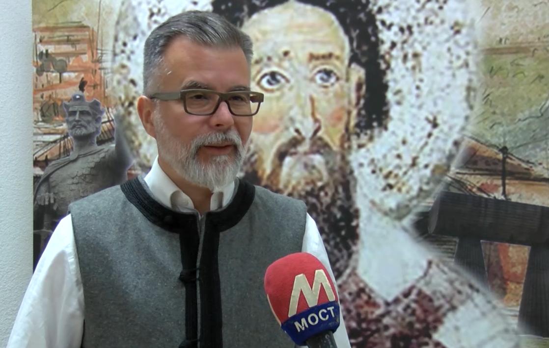 KM: Održano predavanje istoričara Dejana Ristića