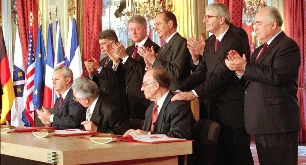 Godišnjica Dejtonskog sporazuma
