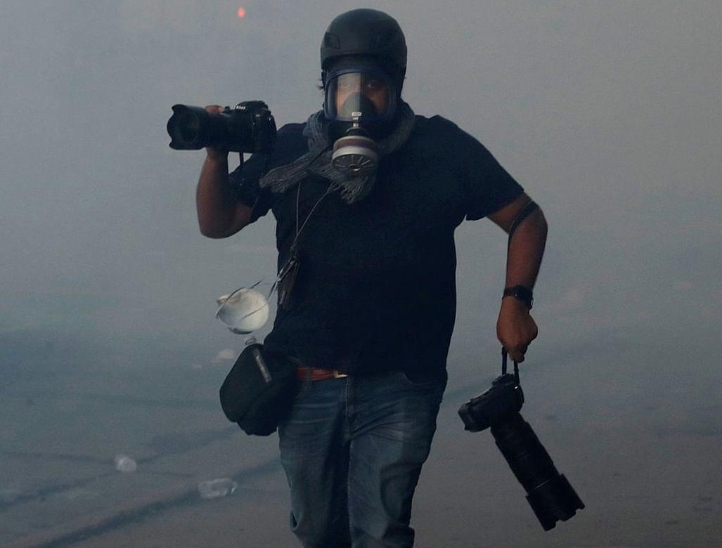 OEBS zabrinut zbog nasilja nad izveštačima sa protesta u SAD