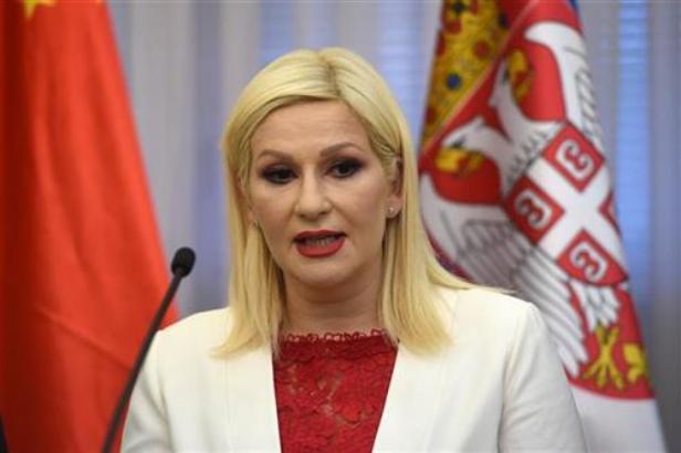 Mihajlović: Nasilje nad ženama i decom nećemo tolerisati