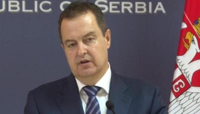 Dačić: Cilj je da nijedna zemlja više ne prizna Kosovo