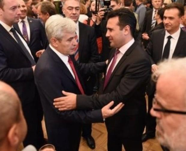 Dogovor Zaeva i Ahmetija, zajednički kandidat do kraja nedelje