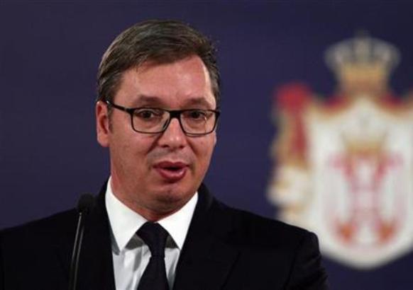 Vučić poželeo Borisovu brz oporavak od korona virusa