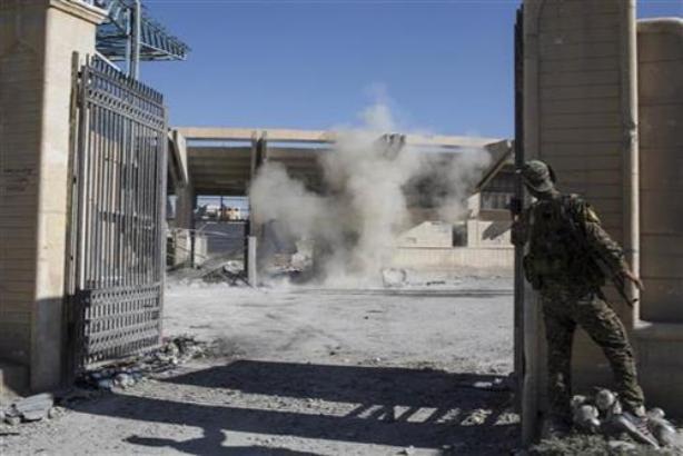 Islamska država napala Sirijske demokratske snage