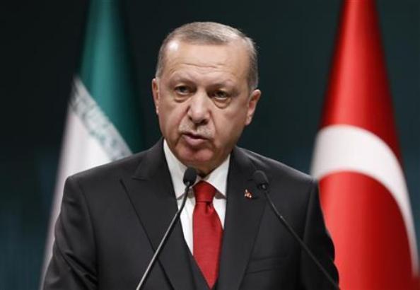 Erdogan: Turska može da