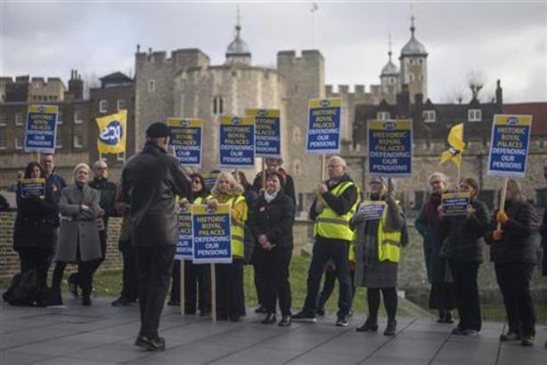 Čuvari Londonske kule najavili štrajk posle 55 godina